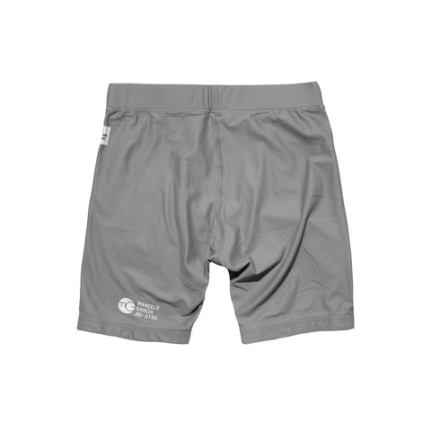 MGJJ Compression Shorts, Grey, 10th NYC Anniversary Edition