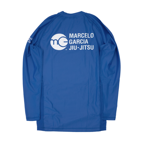 MGJJ Compression Top, LS Blue