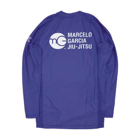 MGJJ Compression Top, LS Purple
