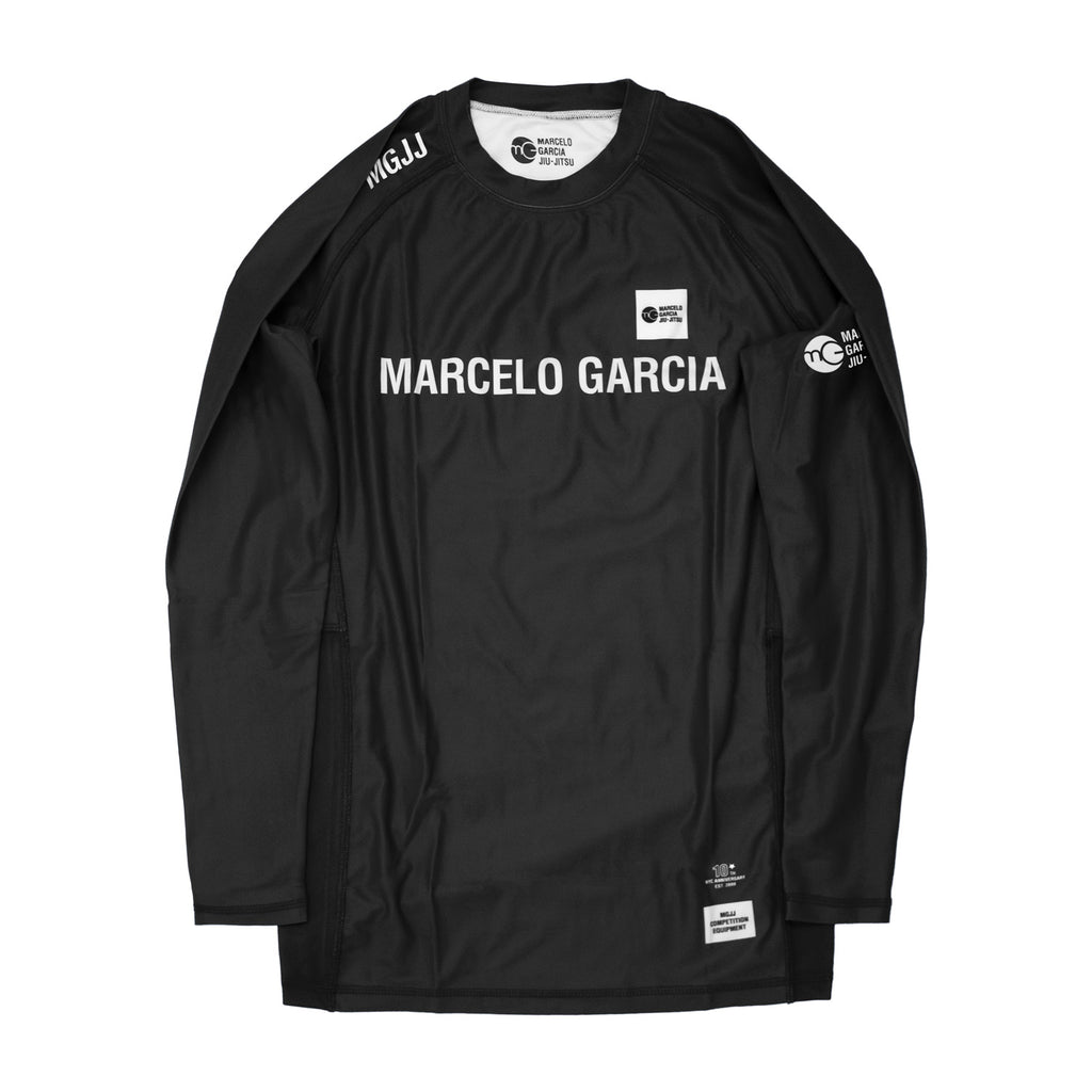 MGJJ Compression Top, LS Black, 10th NYC Anniversary Edition