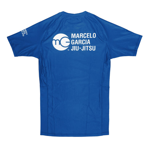 MGJJ Compression Top, SS Blue, 10th NYC Anniversary Edition