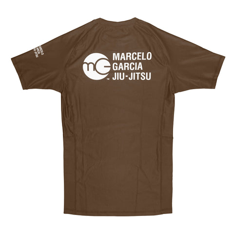 MGJJ Compression Top, SS Brown, 10th NYC Anniversary Edition