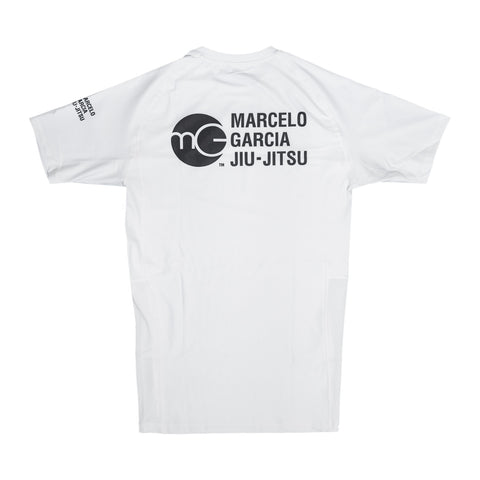 MGJJ Compression Top, SS White, 10th NYC Anniversary Edition