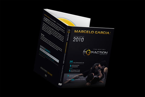 Marcelo Garcia DVD: Highlights 2010 - The Best of MGInAction