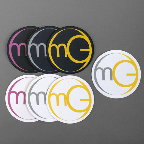 MG Circle Patch - Large