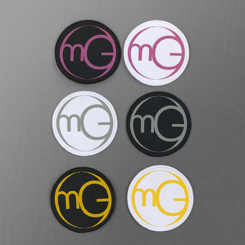 MG Circle Patch - Small