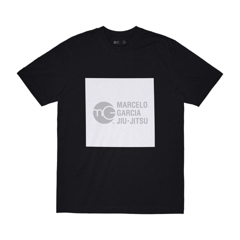 MGJJ Box Logo, Black