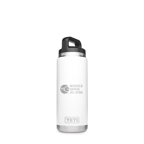 MGJJ Yeti® 18oz Bottle, White