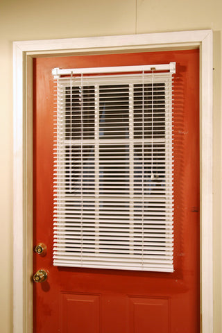 Magnetic Blind for Metal Doors Curtain Rod Store