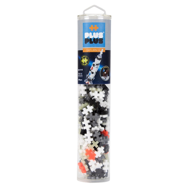 Plus Plus Tube Rocket - 240Pcs