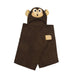 Kids Plush Terry Hooded Bath Towel