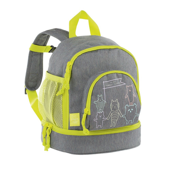 About Friends - Mini Backpack Grey