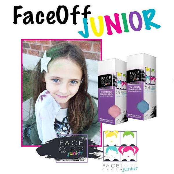 Face Off Junior Cleaning Cloth