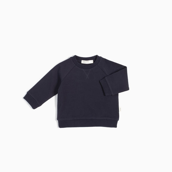 """Miles Basic"" Crew Neck Sweater"