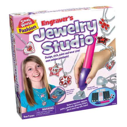 Engraver's Jewelry Studio