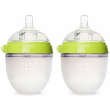 Como Tomo Silicone Baby Bottle 2 Pack