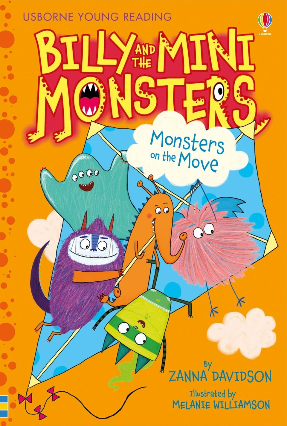 Billy and the Mini Monsters on the Move