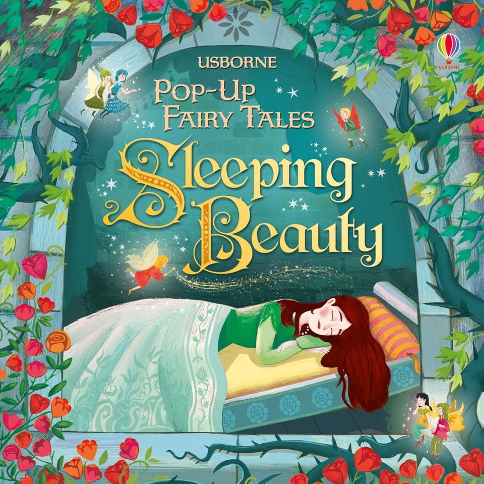 Pop-Up Fairy Tales : Sleeping Beauty