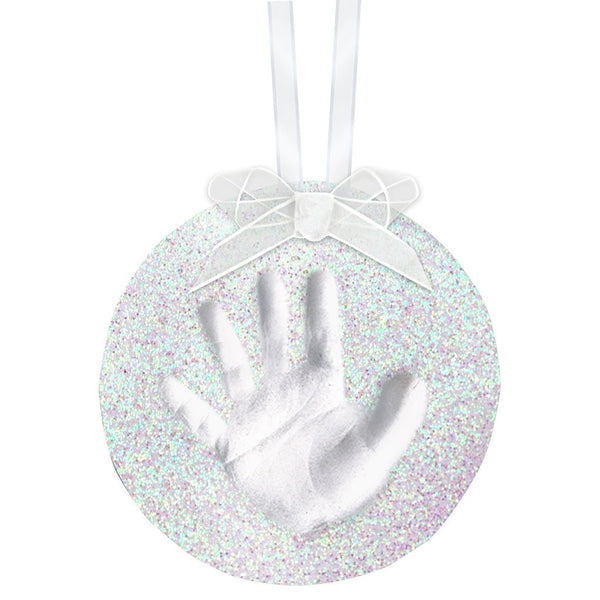 Babyprints Gitter Ornament