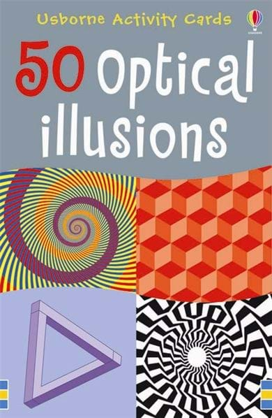 50 Optical Illusions Cards