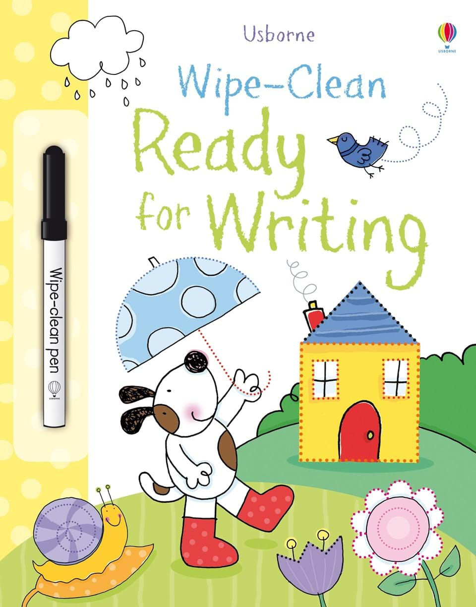 Wipe-clean : Ready for Writing