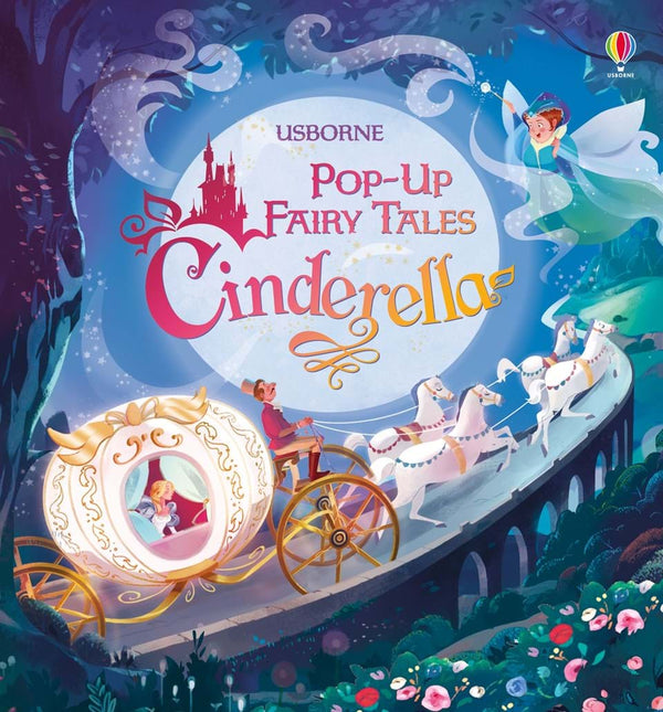 Pop-Up Fairy Tales : Cinderella