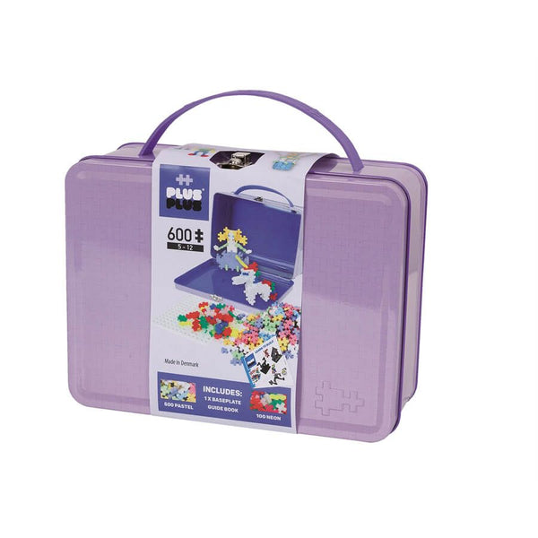 Metal Suitcase - Pastel 600 pcs