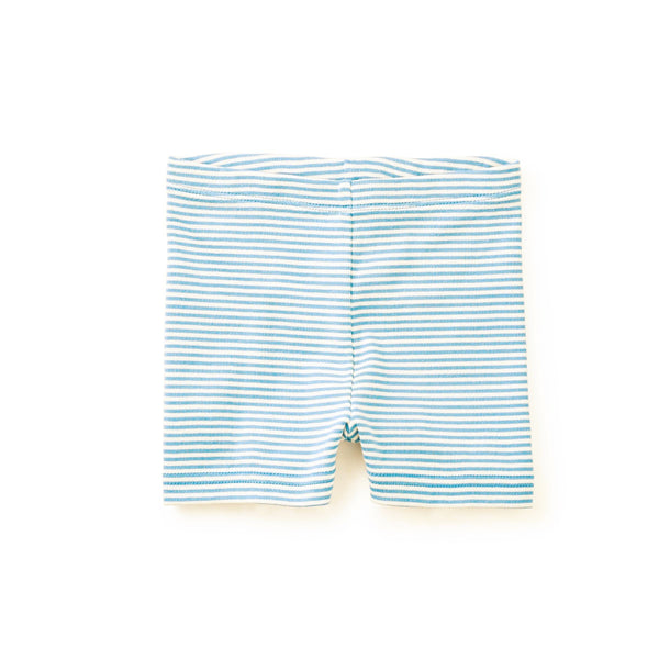 Somersault Shorts - Mermaid (Striped)