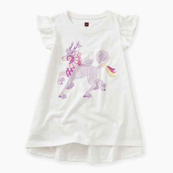 Thailan Unicorn Twirl Top (2T)