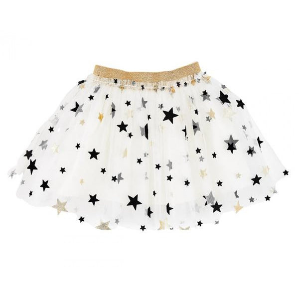 Alexa Mia Skirt- White