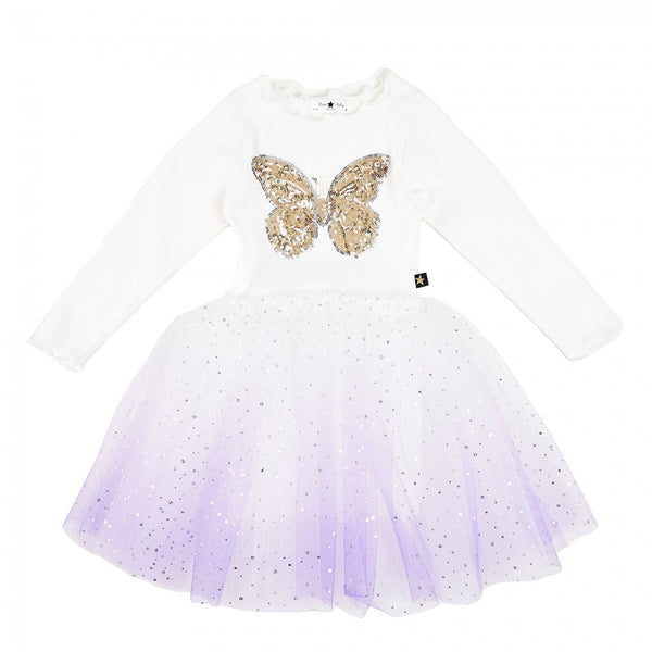 Butterfly Sha Tutu - Purple