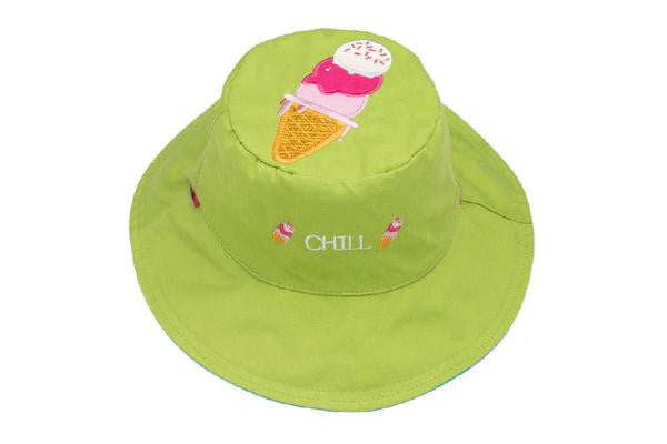 Kids  Sun Hat Ice Cream Donut – Princess and the Pea 28d2d3ccb45