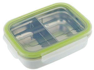 Keepin' Fresh Kids Stainless Divided Bento