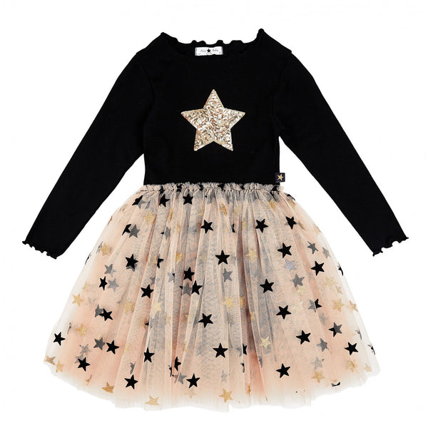 Mia Star Tutu - Black