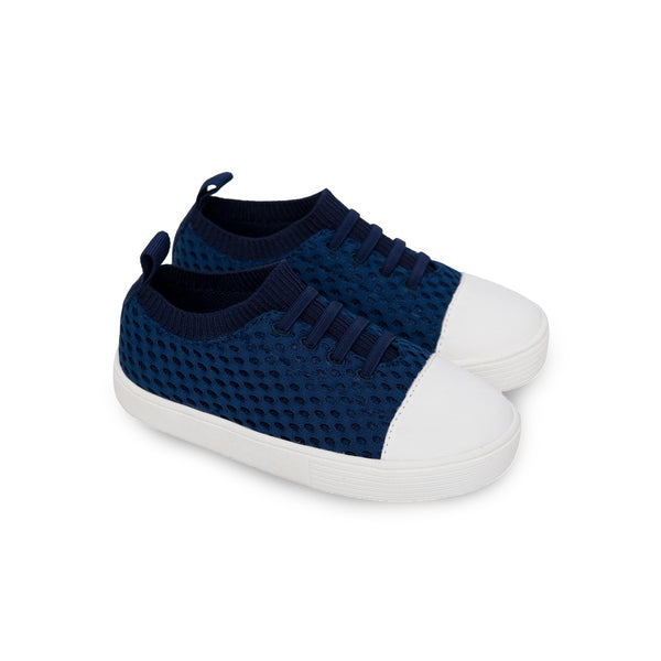 Shoreline Slip-on Shoes - Navy