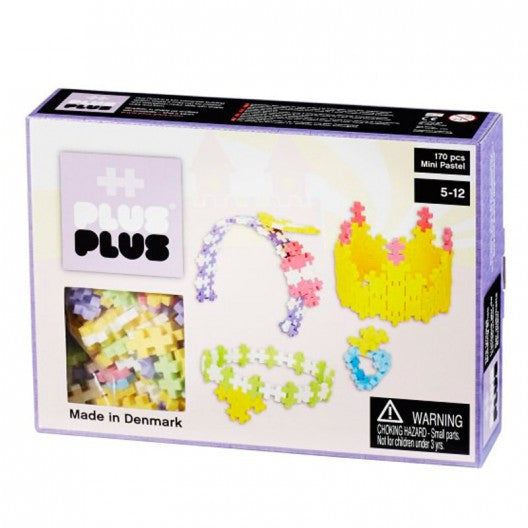 Plus-Plus Mini Pastel Jewelry 170Pcs