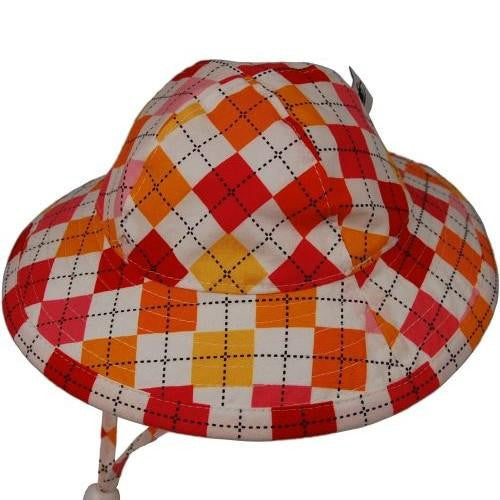 """Puffin Gear"" - Cotton Prints Sunbaby Hat"