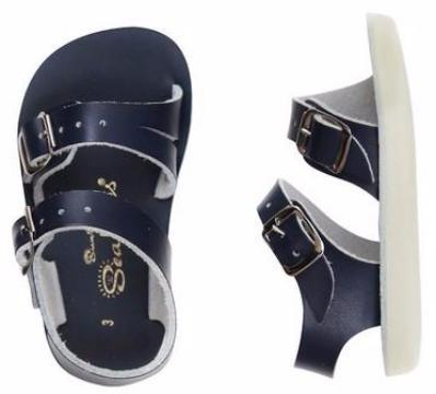 Salt Water Sandals Sea Wee - Navy