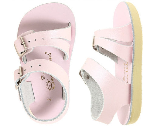 Salt Water Sandals Sea Wee - Shiny Pink