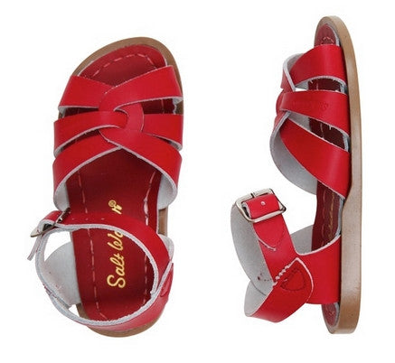 Salt Water Sandals The Original - Red