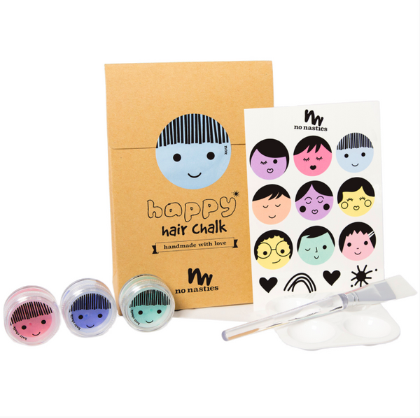 Happy Hair Chalk Goody Pack