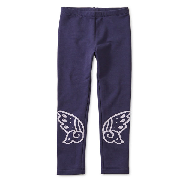 Winged Cozy Leggings