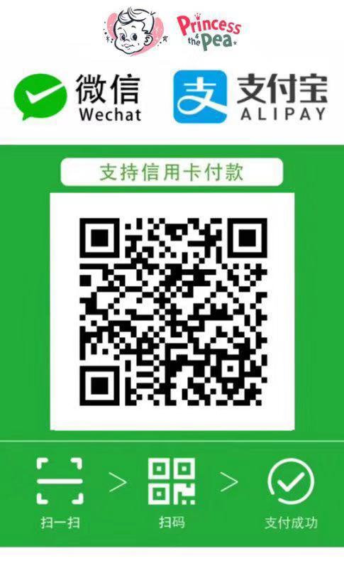 WeChat Pay and Alipay QR Code
