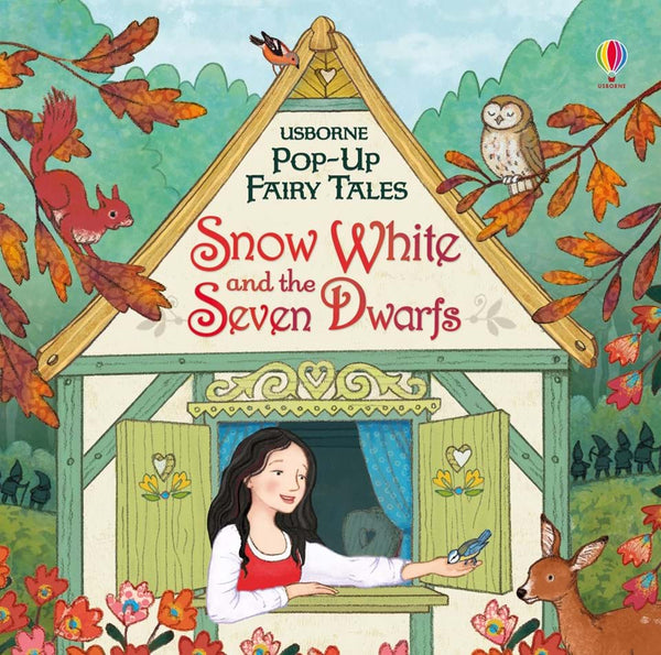 Pop-up Fairy Tales: Snow White and the Seven Dwarfs
