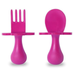 Grabease First Spoon and Fork Set