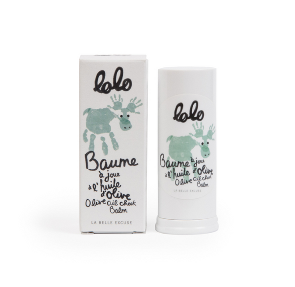 Olive Oil Cheek Balm (12g)