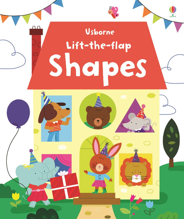 Lift-the-flap: Shapes