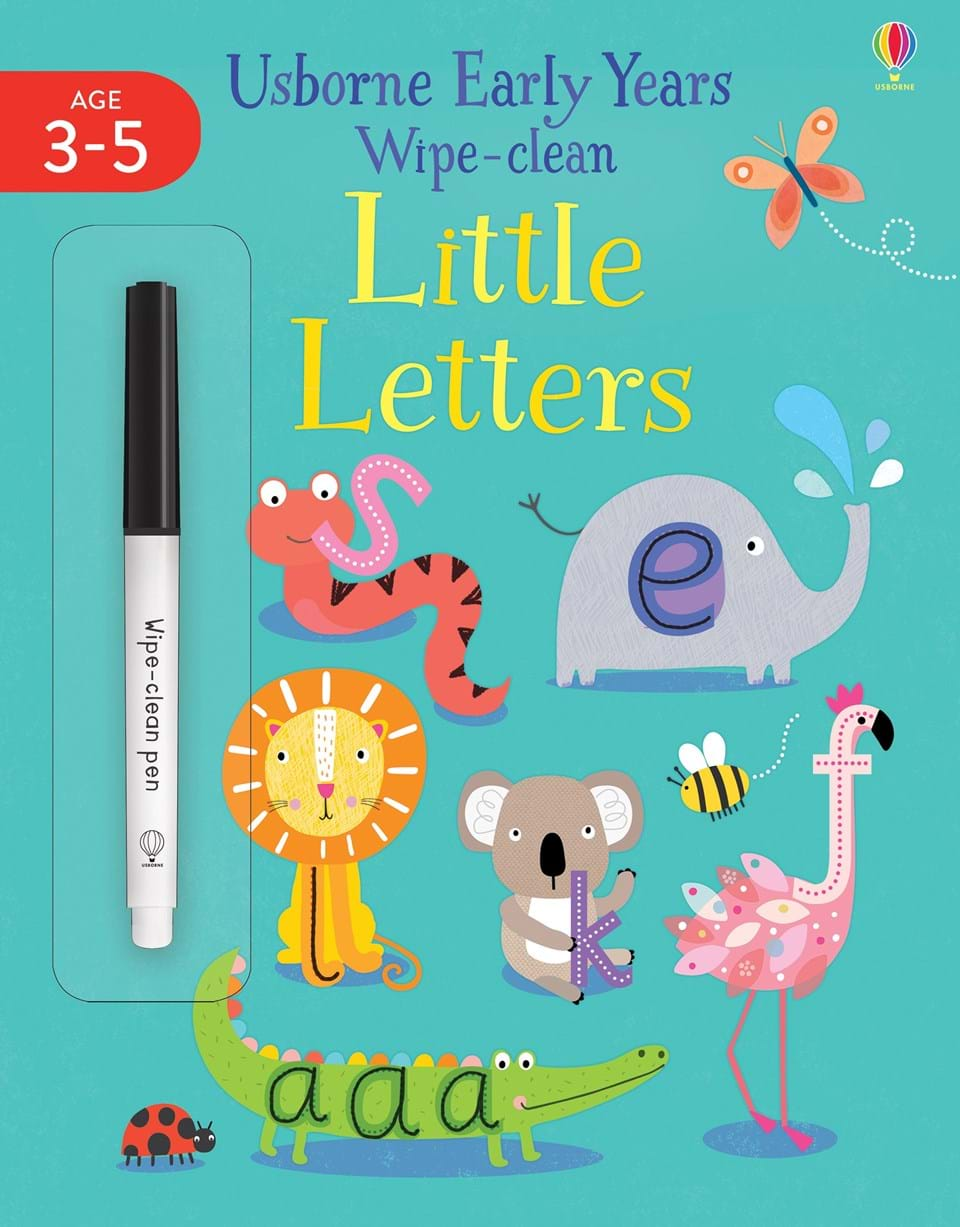 Early Years Wipe-clean: Little Letters (Year 3-5)