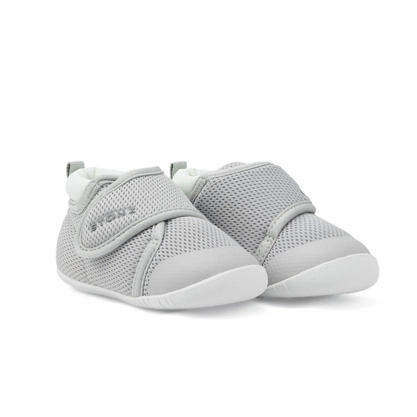 Cruiser Breathable (Early Walking) Shoes - Haze Grey
