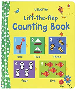 Lift-the-Flap : Counting Book